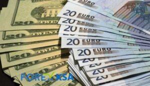 تحويل اليورو الى دولار و ١٠٠ دولار كم يورو